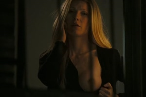 Gwyneth Paltrow back again this time she wants her tits sucked!