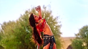 Sunny Leone looking sexy in a Bollywood Film