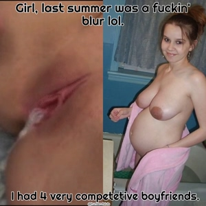 Confident Promiscuous Female + Sperm Competition =
