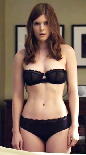 Kate Mara revealing her amazing body