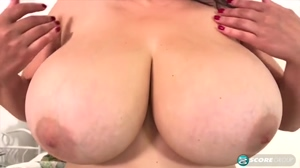 Lara Jones Huge Natural Tits