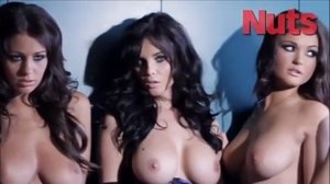 Holly Peers, Nicole Neale, Emma Glover & India Reynolds!