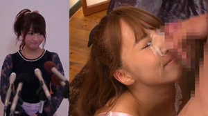 Yua Mikami, before and after quitting the music industry for porn