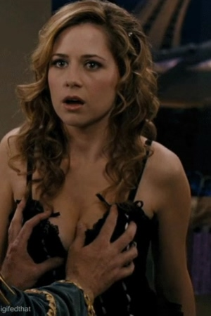 Jenna Fischer's boobs are so sexy