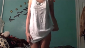 T-shirt sundress