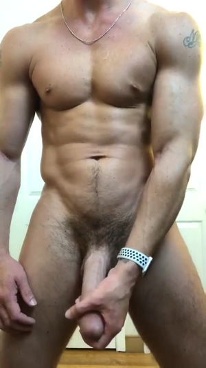 Hung and horny