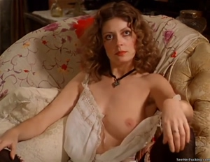 Susan Sarandon topless in