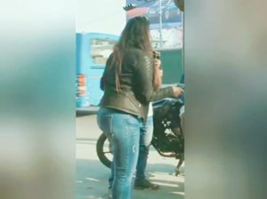 Phat ass Indian chick