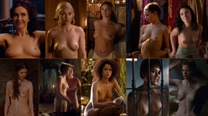 The tits of GOT.