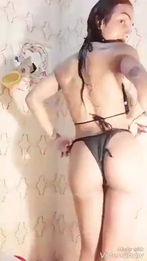 Tits, ass and cock = triple threat!