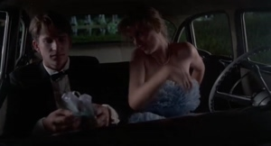 Maud Winchester Awkwardly Offering Her Big Boobs In The Film: Birdy