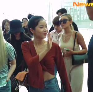Mamamoo Solar - Setting new standards for airport fashion