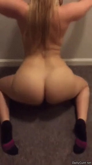 Lacey Jane Nude Ass Shake