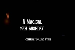 VH34 Porn Parody Preview: A Magical 19th Birthday