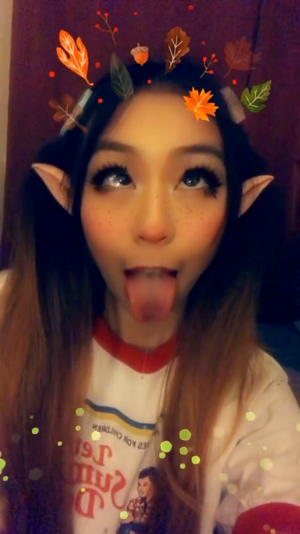 more pigtails, more filters and more elf ears