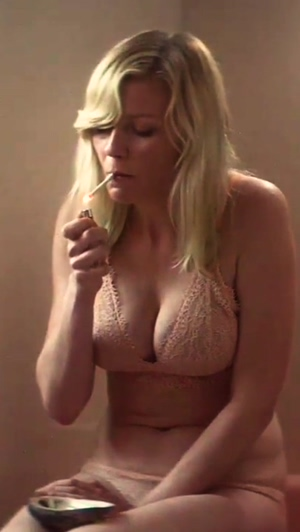 Would love to use Kirsten Dunst with a bi bud/s