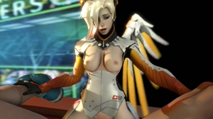 Mercy getting fucked in the shower Mercy Fucked In The Shower Hugetits Win
