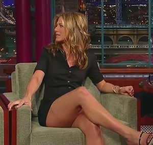 Jennifer Aniston just never ages