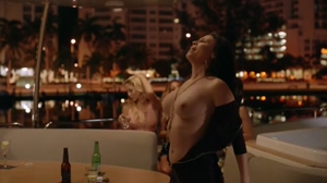 Taylor Rhodenbaugh tits in Ballers