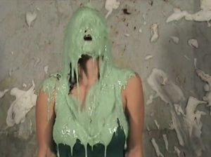 Big boobs slimed