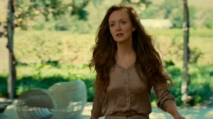 Jiggly Plots and erect Nipples of Olivia grant in Strike back