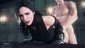 Yennefer getting fucked