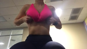 Tanned Titty Drop