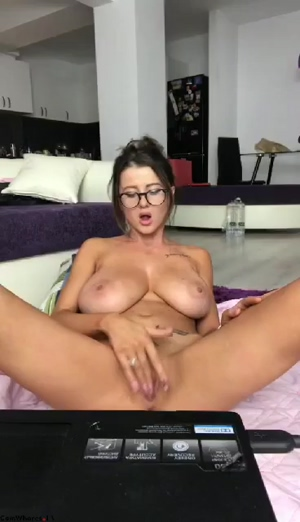 BIG TITS + GLASSES