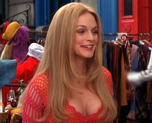 The bouncing breasts of Heather Graham