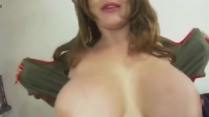 Sophie Dee boobs out