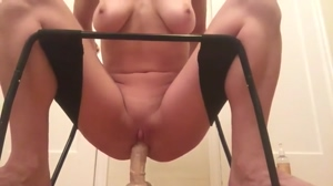 Sex Chair Self Fuck