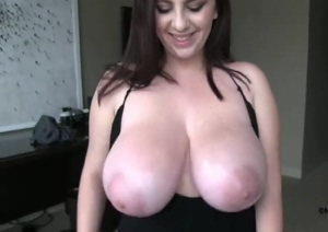 The tits enhance all of her