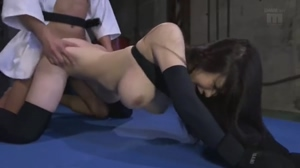 Anri Okita - Ass Shaking Tits Swinging Captured