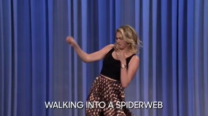 Extremely Casual Kate Upton Dance