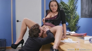 Big Tits At School - Abigail Mac