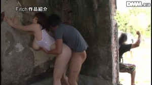 Exhibitionist Slut With Colossal Tits - Voluptuous Man-Eater's Hot Plays - Rin Aoki