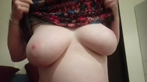 Just some boobs:)