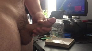 Almost hands free big hot cumshot.