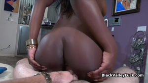 Teen pussy slides on and rides cock POV style
