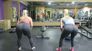 Twin Bubble Butts