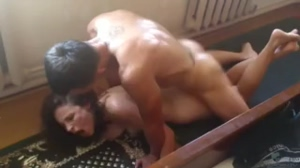 Russian rough anal sex