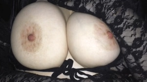 My Wife's Massive Pale Tits