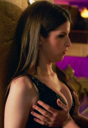 Anna Kendrick getting her boobs grabbed