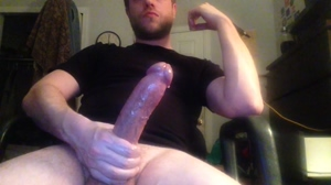 My Monster Cock Dripping