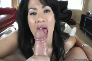 I love sucking on your cock
