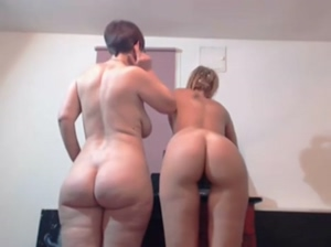 Thick naked friends