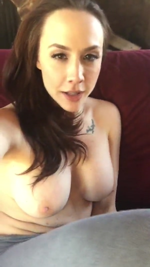 Snapchat Big Natural Naked Tits