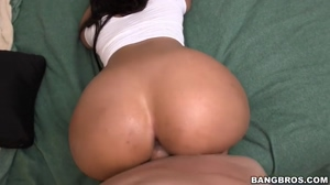 Thick Ava Sanchez Getting Pounded From Behind