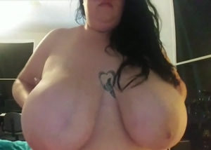 Big bouncy tits