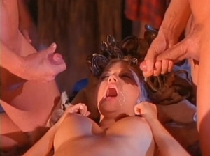 Stacy Valentine getting sticky